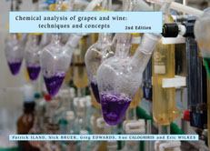 Chemical Analysis of Grapes and Wine 2nd Edition